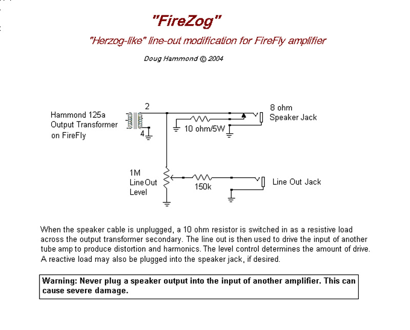 Firefly low-wattage tube amp - Projects - Audio Artillery